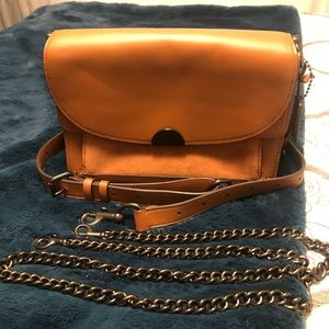 COACH Dreamer shoulder strap bag